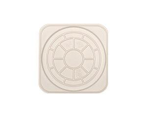 TOMIZ cuoca(富澤商店・クオカ)トレー HIトレー(ハイトレー) 4寸 / 5枚 お菓子箱 デコ用・ロールケーキ用トレー