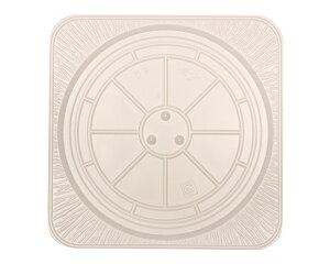 TOMIZ cuoca(富澤商店・クオカ)トレー HIトレー(ハイトレー) 7寸 / 5枚 お菓子箱 デコ用・ロールケーキ用トレー