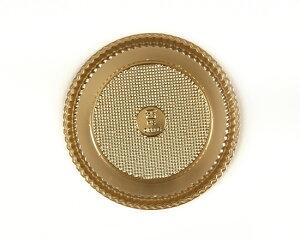 TOMIZ cuoca(富澤商店・クオカ)トレー GPMデコトレー 5寸 / 50枚 お菓子箱 デコ用・ロールケーキ用トレー