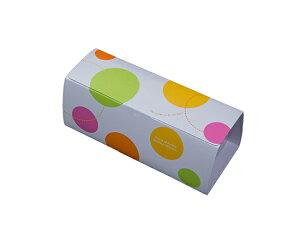 TOMIZ cuoca(富澤商店・クオカ)エスプリHP90 ロリポップ / 5枚 お菓子箱 ロールケーキ箱