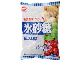 TOMIZ cuoca(富澤商店・クオカ)カップ印 氷砂糖クリスタル / 1kg 液状・固形の砂糖 その他固形の砂糖