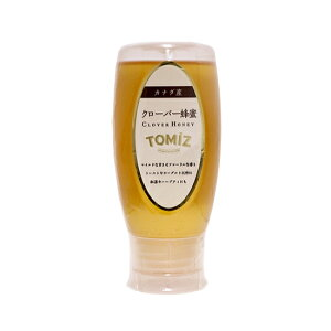 TOMIZ カナダ産クローバー蜂蜜 / 480g (TOMIZ cuoca 富澤商店 クオカ)