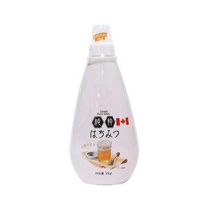 カナダ産百花蜂蜜 / 1kg (TOMIZ cuoca 富澤商店 クオカ)