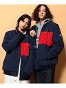 [Rakuten Fashion]【SALE/40%OFF】TOMMY JEANS/(U)カラーブロックパデットジャケット TOMMY JEANS トミーヒルフィガ…