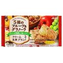 クリーム玄米ブラン 5種のフルーツ&グラノーラ 6個セット 72g(2枚×2袋)×6