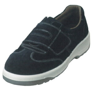 EZ3053 エンゼル(ANGEL) 作業靴 安全スニーカー (鋼製先芯) AN3053ベロア 23.5cm〜30cm