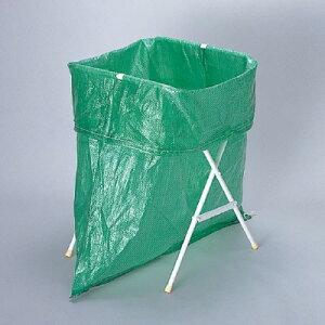 375-26 ごみ袋スタンド ゴミ袋 (スタンドのみ) 鉄 410×440×700mmH ユニット UNIT