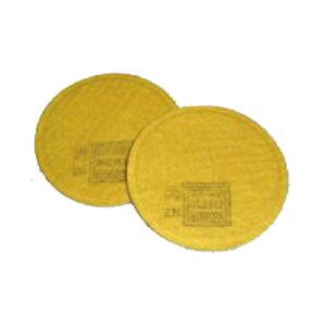 379-341 マイティミクロンフィルター 保護具 廃じん対策 石綿対策 交換フィルター 2枚1組 ユニット UNIT