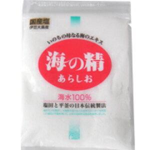 海の精 あらしお(赤ラベル) 小 240g
