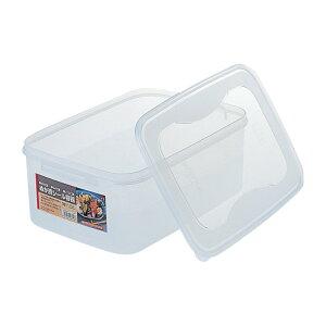漬物容器 11.5L 角型 リス ぬか漬け 臭いが漏れない クリア シール容器 角11.5L