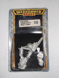 WARHAMMER ウォーハンマー SPACE MARINE TERMINATOR WITH ASSAU