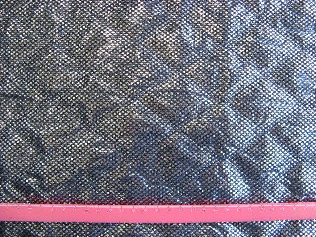大人気!!【丈夫でミシンで縫えます】アルミ保温・保冷シート(120cm幅)紺色