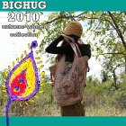 【BigHug】Makiパケヤ刺繍トートバッグ