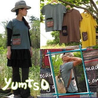 [SALE] hempukotton ecoT衬衫!夏天版本!