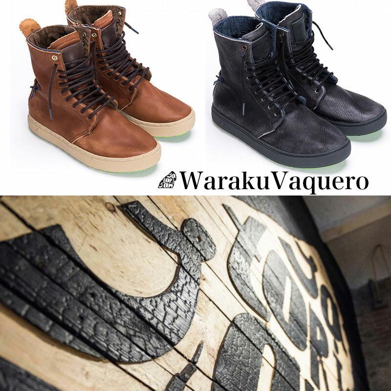 【Satorisan サトリサン】WARAKU VAQUERO ワラク 本革ジッパーのアンクルブーツ!サトリサン WARAKU/メンズブーツ/Winter Boots/イタリアレザー/スペインレザー