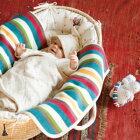 【BOBO】タッセル付きクーファンficelle/フィセル/ベビーベット/赤ちゃん綿毛布/ベビー布団/ボボ/出産祝いベビーギフト/bobo(ボボ)