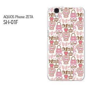 ゆうパケ送料無料【docomo AQUOS Phone ZETA SH-01F(アクオス)ケース】[sh01f ケース][ケース/カバー/CASE/ケ−ス][アクセサリー/スマホケース/スマートフォン用カバー]【POP柄/sh01f-M509】