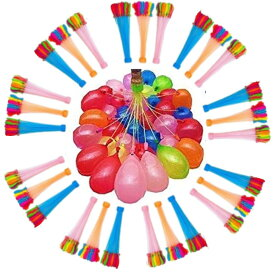 水風船 大量 1100個 一気に作れる ホースアダプター セット 定番 水遊び おもちゃ ウォーターゲーム 水爆弾 夏 バーベキュー 子供 パーティー イベント 子供会 面白ゲーム balloons for party キッズ お盆休み 夏休み 夏遊び 男の子 女の子 野外