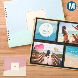 ましかく アルバム 〈M〉 ALBUM PHOTOGENIC ポケットアルバム おうち時間 おしゃれ かわいい インスタ gas_gam_gal (gam)