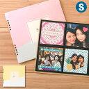 ましかく アルバム 〈S〉 ALBUM PHOTOGENIC ポケットアルバム おしゃれ かわいい インスタ gas_gam_gal (gas)