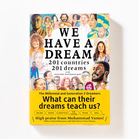 WE HAVE A DREAM (English Edition) おはよう関西 いろは出版 夢 世界 外国 海外 日本 本 BOOK
