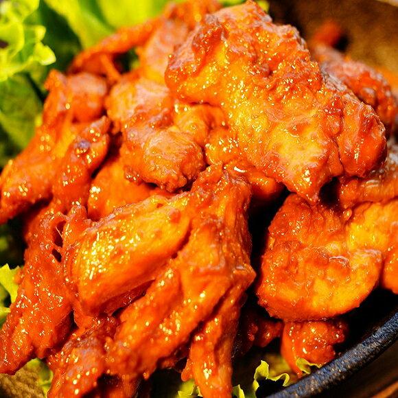 若鳥 500グラム 高島とんちゃん 国産 元祖 味付け 赤味噌 もも肉 むね肉 ミックス