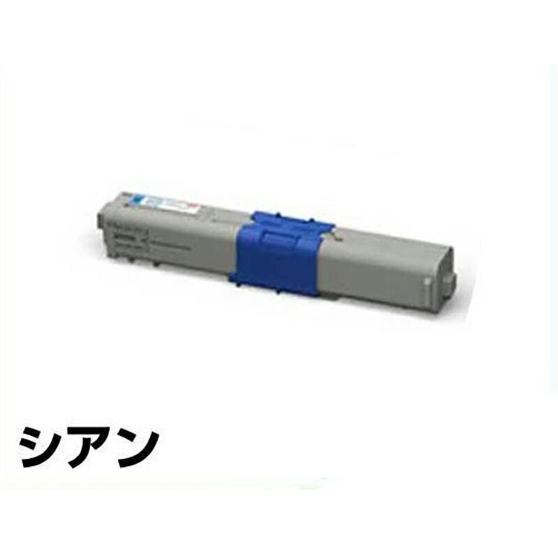 沖データ OKI TNR-C4KC1トナーカートリッジ 青/シアン 純正 C312dn、C511dn、C531dn、MC362dn、MC362dnw、MC562dn、MC562dnw 用トナー
