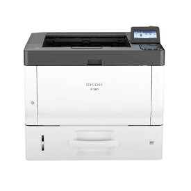 リコー RICOH P500 A4モノクロレーザープリンター 印刷速度35枚 514201 【メーカー直送品】【代引不可】