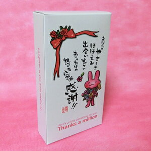 ラッピング ラッピング用品 プチギフト 【ラッピングボックス/和詩 ありったけ】 プチギフト ギフト プレゼント 誕生日 バレンタイン 手作り お菓子 包装 おもしろ