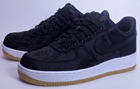 【From H/K】2019 NIKE AIR FORCE 1 '07 / CLOT / FRGMT (FRAGMENT) ナイキ エア フォース 1 クロット フラグメント CZ3986-001