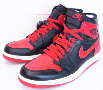 best sale retail prices lowest discount NIKE AIR JORDAN 1 HIGH THE RETURN AIR JORDAN 1.5 BRED Nike Air Jordan 1 hi  the return air Jordan 1.5 768861-001