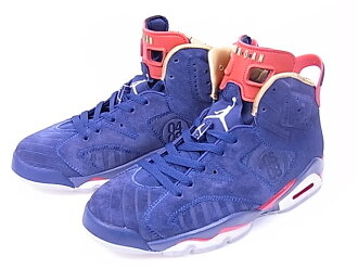 NIKE AIR JORDAN 6 RETRO DB DOERNBECHER CHARITY PACK