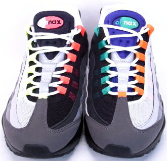 premium selection aa24e 1a73f NIKE AIR MAX 95 OG QS GREEDY WHAT THE AIR MAX 95 20th anniversary Nike Air