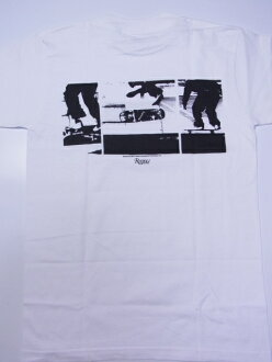激罕見的!!! SUPREME(shupurimu)Rizzoli New york(再涼鞋紐約)BOX Logo Tee White/Black箱標識T恤