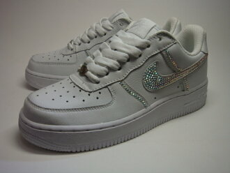 NIKE AIR FORCE 1 SWAROVSKI Remake Sneaker