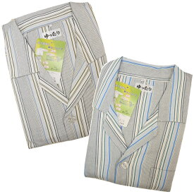 【紳士】楽々着替えパジャママジックテープボタンパンツはファスナー全開介護 サポート