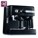 デロンギコンビコーヒーメーカーBCO410J-B/ブラック