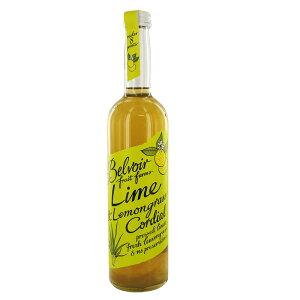コーディアル ライム&レモングラス (500ml)