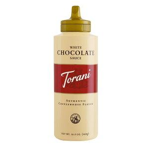 トラーニ ホワイトチョコレートソース (468g)