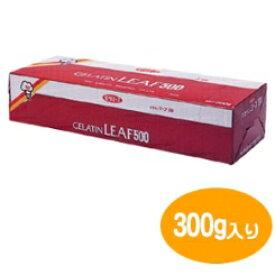 ゼリエース ゼラチンリーフ500 (300g)