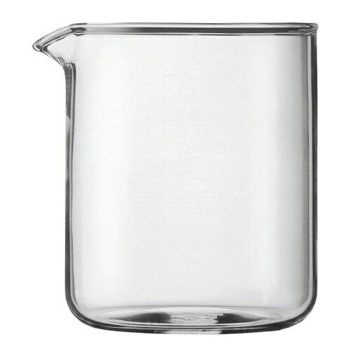 取寄品/日付指定不可 部品 ボダム スペアグラス 0.5L (1504-10)