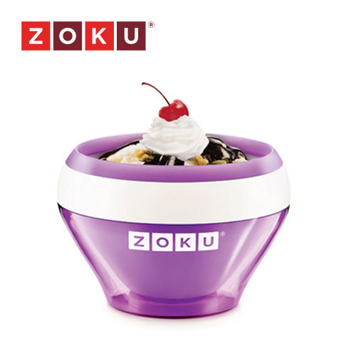 ZOKU アイスクリームメーカー パープル #39428
