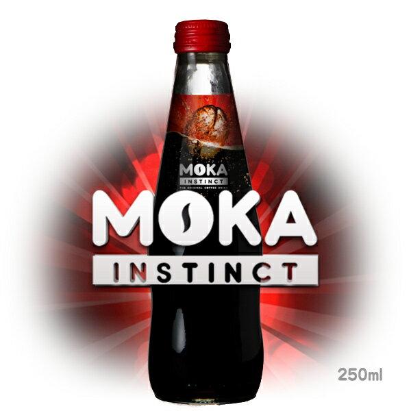 モカ インスティンクト エスプレッソ炭酸飲料 (250ml)