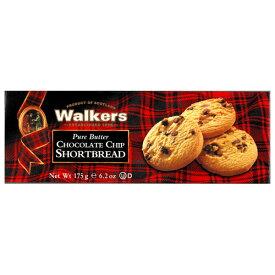 ウォーカー #182 チョコチップ ショートブレッド (175g)