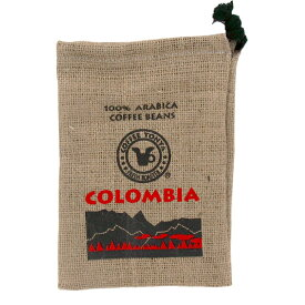 珈琲問屋 オリジナル ヘンプバッグ(麻袋) コロンビア