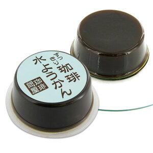 珈琲問屋 オリジナル コーヒー水ようかん (1個)80g