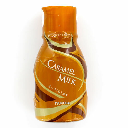 筑波乳業 キャラメルミルク 300g
