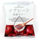 チアシード蒟蒻ゼリー りんご味 (10個入)