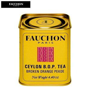 FAUCHON フォション セイロン 125g 紅茶 リーフティー (缶入り)