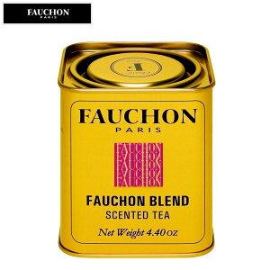 FAUCHON フォション フォションブレンド 125g 紅茶 リーフティー (缶入り)